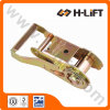 Steel Ratchet Buckle with 28mm / 1.5t