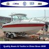 Hardtop Boat of Family 600