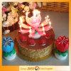 Rotating Lotus Music Birthday Candle