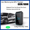 Long Standby Time Car GPS Tracker with Real-Time Positioning
