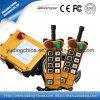 Henan Yuding Wireless Remote Control F24-8d/Crane Radio Remote Control/Telecrane F24-8d