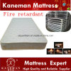 Fireproof Spring Mattress with Cheap Price