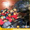 China Excitment 7D Interactive Movie Cinema with 6D Ride Movie