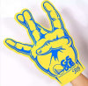 New Design EVA Foam Sponge Cheering Hand