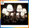 New Design Indoor Decorative Light Luxurious Glass Pendant Chandelier