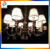 New Design Indoor Decorative Light Luxurious Glass Pendant Chandelier