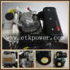 14HP Single Vertical Cylinder Diesel Engine Set