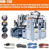 2 Station Sole Making Machine TPR/Tr/PVC/TPU