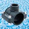 PVC Fittings for Water Supply With Solvent Joint