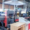 Coil Flying Shearing Cutting Machine Line