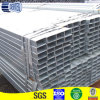 Cold Drawn Galvanized Treatment Rectangular Selection Shape Steel Tube