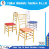 Stacking Party Wedding Event Metal Hotel Banquet Restaurant Chiavari Tiffany Chair (BR-C101)