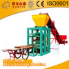 Small and Manual Concrete Block Making Machine
