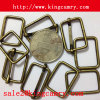 Belt Strap Buckle Metal Wire Square Buckle Wire Formed Buckle