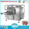 Manufacture Spout Bag Weighing Filling Sealing Packing Machine (RZ6/8-200/300A)