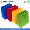 Glossy Lamination Colorful Art Paper Bags