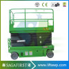 8m 10m 1000kg 2ton Heavy Duty Mobile Electric Scissor Lift