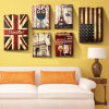 New Products Printting Sign Wooden Wall Hanging Deco for Home Decoration