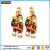 Hot Sale Gold Jewellery Santa Pendant for Christmas