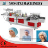 Automatic Polythene Non Woven Surgeon Clip Cap Making Machine