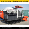 Manufacture of High Quality 68HP Kubota PRO688q Combine Harvester
