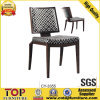 Hotel Wood Look Wave Back Banquet Chair (CY-3355)