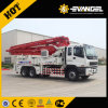 Mini Concrete Pump Hb37b Concrete Pump Truck