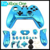 Chrome Wireless Controller Replacement Mod Kit Case for xBox One Full Housing Parts Shell
