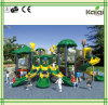 Kaiqi Medium Sized Forest Series Colourful Children′s Playground with Slides (KQ50040A)