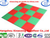 Polypropylene Material Iterlocking Indoor Sports Flooring