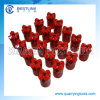 Tapered Cross Type Rock Drilling Bits for Quarrying Stone