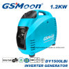 1.2kVA 4-Stroke 12 Volt DC Portable Power Inverter Gas Generator