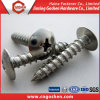 Stainless Steel Self Tapping Screws with Pan Phillips Head