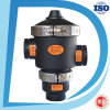 Waterproof Industrial Self Closing Solenoid Valve 2 Way Diaphragm PA6 Nylon Control Valve