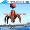 15t Steel Scrap Orange Peel Motor Hydraulic Grab
