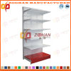 Factory Customized Metal Supermarket Wall Perforated Back Panel Shelves (Zhs577)