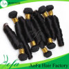 New Hair Products Virgin Brazilian Yaki Spring-Curl Human Hair Weave