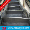 Sidewall Black Rubber Conveyor Belt