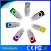 Bulk Cheap Custom Logo Twist Flash Memory 2GB 1GB