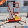 10m Single Aluminum Mast Vertical Platform Lift
