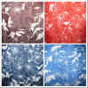 Oxford 420d 600d Ripstop Flowers Printing Polyester Fabric (WS043)