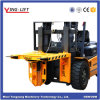 Automatic Drum Carrier Forklift Attachment for Handling 4 Drums