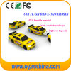 Promotional Gift Customized Car Shape PVC USB Flash Drive for Free Sample