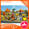 Children Toy Outdoor Playground Slide Equipment for 3-12 Years Old