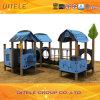2016 New PE and Wood-Plastic Composite Series Children Playground Equipment (PE-23802)
