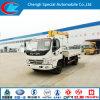 10 Wheel Cargo Truck with Crane