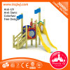 Small Wooden Playground Outdoor for Kids
