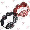 Wholesale Flower Leather Bracelet Crystal Pave for Women Accessories (LB151103)
