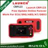 2016 100% Original Launch Creader Professional Creader Crp123 Auto Code Reader Launch Crp123 Crp 123 OBD2 Eobd Scanner