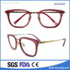 Design Fashion Eye Glasses Vogue Acetate Glasses Optical Frame